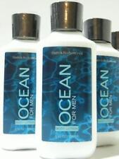 3 Bath & Body Works OCEAN for Men Body Lotion 8 oz SCARCE!