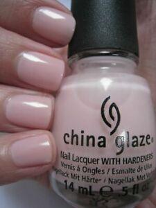 "China Glaze Pro Polish ""INNOCENCE""  9F"