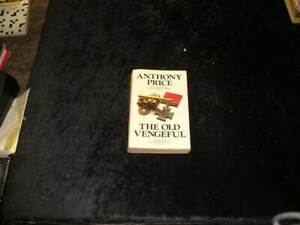 The Old  Vengeful by Anthony Price (Paperback, 1984)