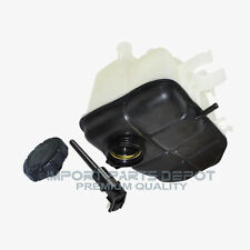 Coolant Reservoir Overflow Expansion Tank + Cap + Sensor Mercedes C CLK 2030049