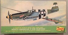 Lindberg 1:72 North American P-51B Mustang 482-60
