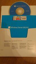 Windows Server 2012 R2 Standard Edition - 64 Bit - 2 CPU - UK Seller