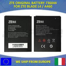 BATTERIA BATTERY ORIGINALE ZTE Li3822T43P3h736044 2200 Mah BLADE L4 / A460