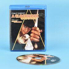 Stanley Kubrick's A Clockwork Orange Blu-Ray - Bilingual - Guaranteed