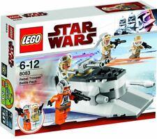 LEGO STAR WARS # 8083 REBEL TROOPER BATTLE PACK DATED 2010 **NRFB**