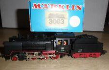 Märklin 3003-Märklin 8303,2-Leiter DCH0 Dampflok BR 24 058 DB Epoche 3 BW Rheydt