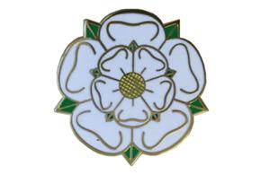 Yorkshire Pin Badge