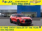 2021 Chevrolet Blazer RS 2021 Chevrolet Blazer RS 5 Miles Red Hot Sport Utility Gas V6 3.6L/ Automatic
