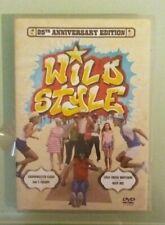 grandmaster flash / fab 5 freddy WILD STYLE  25th anniversary edition    DVD