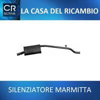 Marmitta Silenziatore posteriore FIAT PANDA 1.0 4x4 '86 - '92 12604