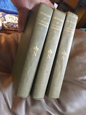 Memoirs Of Napoleon Bonaparte The Court Of The First Empire 3vol.set 1910