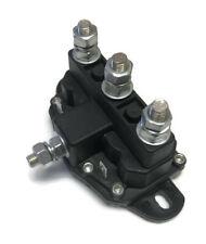 6 Terminal Continuous 12 Volt Winch Motor Contactor - Reversing Solenoid Relay