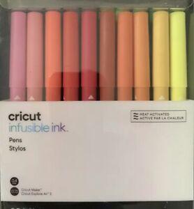 Cricut Infusible Ink Marker Set 30 Pack Explore Air 2 Maker Pens 2008003