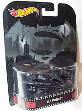 Batwing Batman 1-64 scale new in packet Hot wheels DWJ73