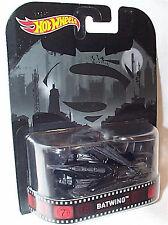 Batwing batman 1-64 scale neuf dans paquet hot wheels DWJ73