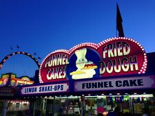Funnel Cake Fried Dough Concession Business Plan NEW!