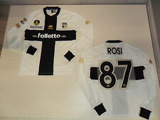 FW13 TAILLE M ROSI 87 TRICOT HAUT MANCHE LONGUE MATCH ISSUE HAUT JERSEY