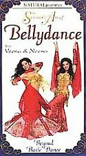 The Sensual Art of Bellydance:  Beyond Basic Dance (VHS, 2001) NEW