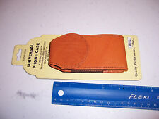 LEATHER I POD CASE WITH CLIP AND TEATHER