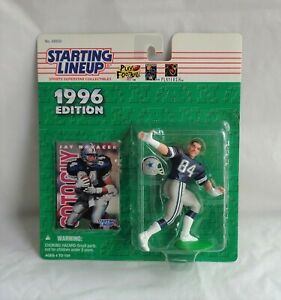 Starting Lineup NFL Jay Novacek new of the Cowboys Kenner 1996