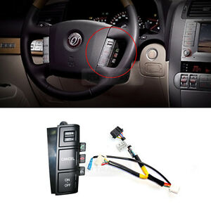 OEM Auto Cruise Handsfree Switch Extension Wire For KIA 2009-2015 Mohave