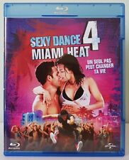 SEXY DANCE 4 // MIAMI HEAT  **  BLU RAY Comme Neuf **