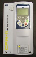 WEG NACFW110010T40N1Z 10-15 Amp 380-480V Vecture Drive Inverter