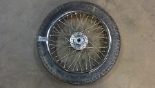 1972 Honda CB750 CB 750 K2 H1180' front wheel rim 19in