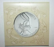 $20 for $20 Fine Silver Coin - Bugs Bunny