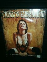 Crimson Embrace III Immortality(1997 SQP) A Gallery Girls Collection GOOD BAGGED
