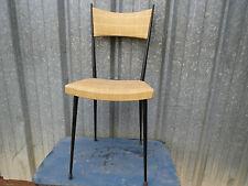chaise ancienne design 20ème vintage 1950 années 50 ou 60 french antique chair