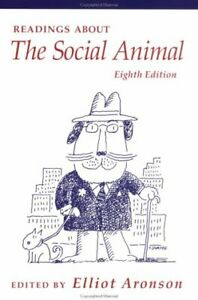 Readings about the Social Animal Paperback Aronson