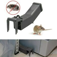 Household Mice Catcher Mouse Traps Plastic Rodent Pest Control Bait Box Reusable