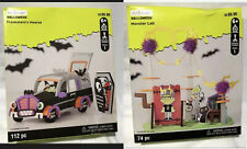 Lot Of 2 Boxes Halloween frankstein 112 pc Craft & Monster Lab Creatology Foam