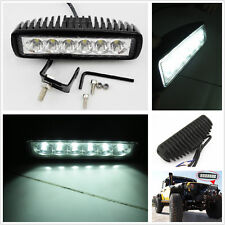 Car Truck Off Road Pickup 6 LED 18W Spot Lamp Driving Fog Work Lights For Dodge