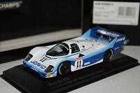Porsche 956K Winner Brands Hatch 1983 #11 1:43 Minichamps neu & OVP 430836611