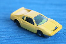 Yellow FERRARI GTO, GUILOY (Model Car). Average Condition.