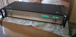 vintage h h electronic  S130   100w power amplifier 1970s.punk rock GUITAR