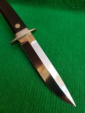 Dozier fighter, 154CM, black micarta