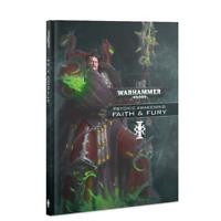 Psychic Awakening II Faith & Fury Book Warhammer 40K NEW