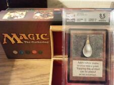 Beta Mox Pearl BGS Graded 8.5 Near Mint Magic The Gathering MTG 1993 Power 9 Wow