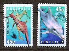 Australie - Mi. 1777-78 - Gebruikt - AU002