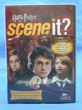 Scene It? Harry Potter Sampler Include Bonus Features Replacement Dvd Disk Game