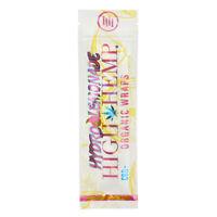 High Hemp Hydro Lemonade Wrap 12 Pouch in Full Box 2 in a Pouch 24 Wraps