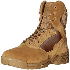 """Magnum Mens 8"""" STEALTH FORCE 8.0 Coyote Police Army Combat Boots"""