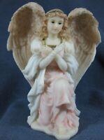 "Seraphim Classics FELICIA Adoring Maiden #69303 Angel Figurine Roman Retired 6"""
