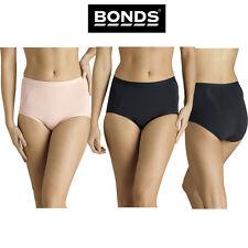 Womens Bonds Full Brief Control Shapers Knickers Shapewear Undies W0M74Y
