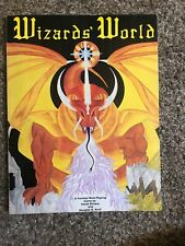 Fantasy Worlds Fantasy RPG Wizards' World (1st Edition)