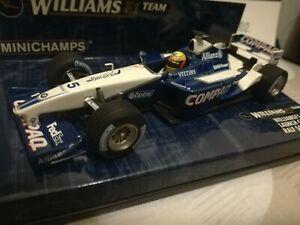 Minichamps 1:43 F1 Williams BMW Launch car 2002 Ralf Schumacher