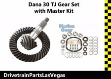 Motive Gear Dana 30 TJ Jeep Front End 3.73 Ring and Pinion Gear Set Install Kit